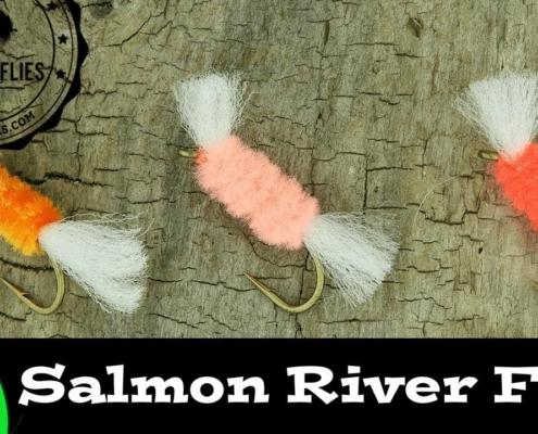 Fly-Tying-the-Salmon-River-Flea-aka-the-Steelhead-Flea-Ep-103-PF