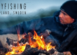 Flyfishing-in-Lapland-Sweden