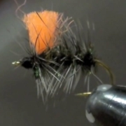 Hi-Vis-Griffith-Gnat-Fly-Tying-Video-Instructions