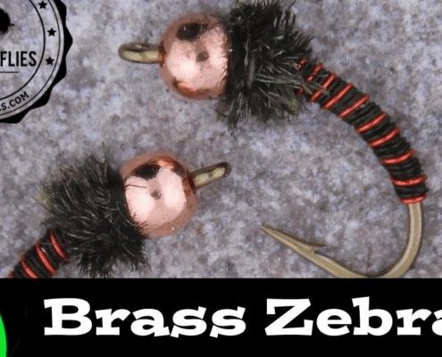 Learn-to-tie-the-Brass-Zebra-Fishing-Fly-Pattern-Brassie-Zebra-Midge-Ep-106-PF