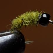 Micro-Caddis-Larva