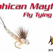 Mohican-Mayfly-Fly-Tying-Video-Instructions-Oliver-Edwards-Pattern