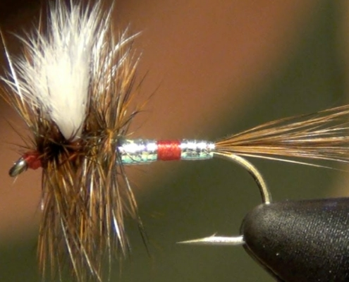 Patriot-Dry-Fly-Tying-Instructions-and-Tutorial