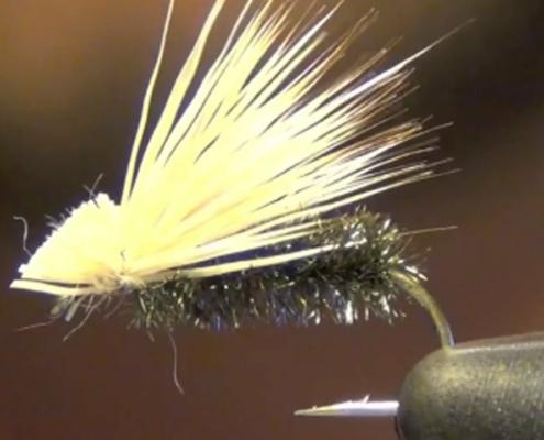 Peacock-Elk-Hair-Caddis-Fly-Tying-Video-Instructions