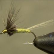 Spundun-Mayfly-Dry-Fly-Tying-Directions