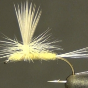 Sulphur-Parachute-Dry-Fly-Tying-Instructions