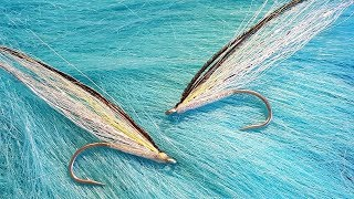 Tying-Rays-Fly-with-Martyn-White-baitfish-fly