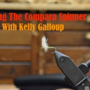Tying-The-Compara-Spinner-with-Kelly-Galloup