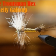 Tying-The-Troutsman-Hex-with-Kelly-Galloup
