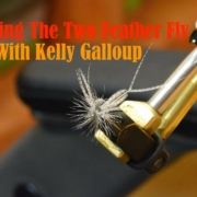 Tying-The-Two-Feather-Fly-with-Kelly-Galloup
