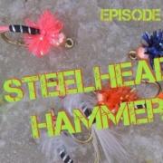 Tying-a-BH-Steelhead-Hammer-Fly-pattern-Simple-Version-Episode-13-Piscator-flies