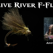 Tying-a-Olive-River-F-Fly-By-AndyPandy