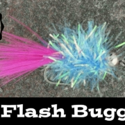 Tying-a-micro-Flash-Bugger-for-Bluegill-Perch-and-other-Panfish-Ep-113-PF