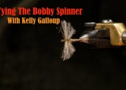 Tying-the-Bobby-Spinner-with-Kelly-Galloup