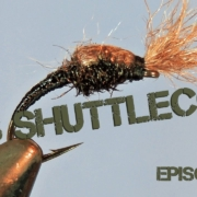 Tying-the-SS-Shuttlecock-emerged-fly-Episode-7-Piscator-Flies