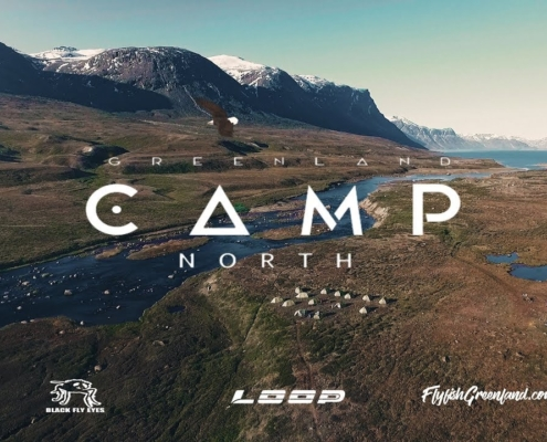 CAMP-NORTH-Greenland-Fly-fishing-for-big-arctic-char-in-Greenland