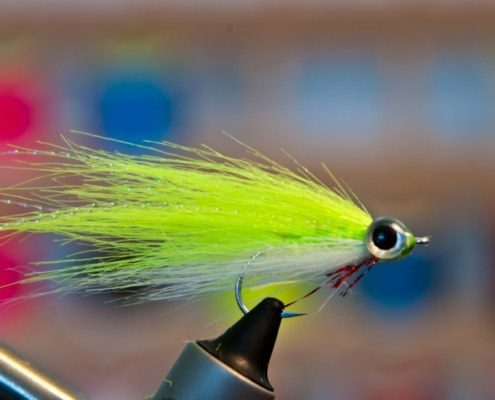 Craft-Fur-Reverse-Tied-Minnow-Underwater-Footage-Streamer-Fly-Tying-Tutorial