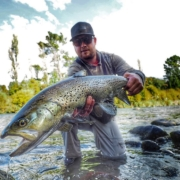 Fly-Fishing-Big-Brown-Trout.-New-Zealand