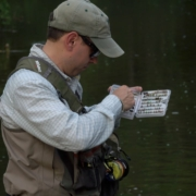 Fly-Fishing-with-a-Douglas-Upstream-Plus
