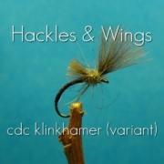 Fly-Tying-CdC-Klinkhamer-variant