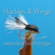 Fly-Tying-Extended-Body-Midge