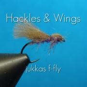 Fly-Tying-Jukkas-F-Fly-Hackles-Wings
