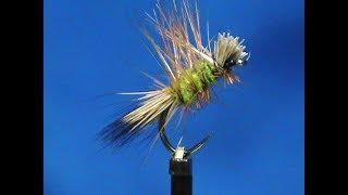 Fly-Tying-a-Caddis-Dyret-with-Jim-Misiura