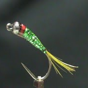 Fly-Tying-a-Christmas-Tree-Perdigon