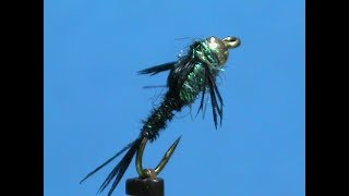Fly-Tying-a-GSS-Peacock-Pheasant-Tail-with-Jim-Misiura
