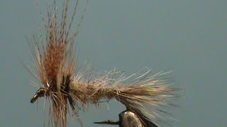 Fly-Tying-a-Hares-Ear-Dry-Fly-with-Jim-Misiura