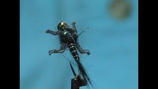 Fly-Tying-a-LivelyLegz-Black-Rabbit-with-Jim-Misiura