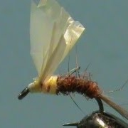 Fly-Tying-a-No-Hackle-Sulphur-Emerger-with-Jim-Misiura