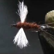 Fly-Tying-a-Silk-Wing-Spinner-with-Jim-Misiura