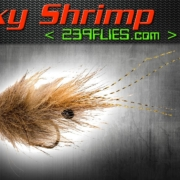 Foxy-Shrimp-Fly-Tying-Video-Instructions-239Flies-Fly-Pattern