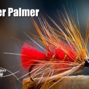 Soldier-Palmer-fly-tying