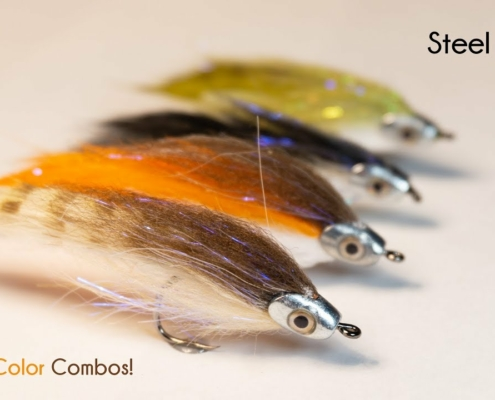 Steel-Bunny-UNDERWATER-FOOTAGE-Baitfish-Streamer-McFly-Angler-Fly-Tying-Tutorials