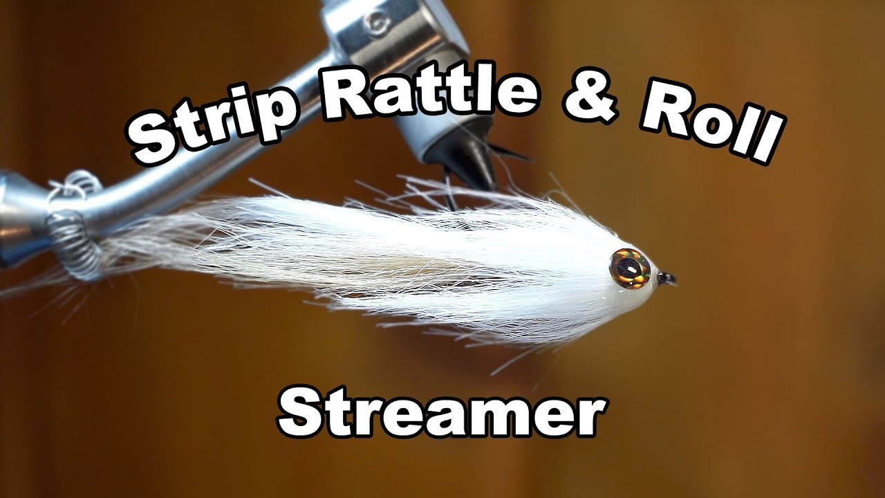 Strip-Rattle-Roll-Underwater-Footage-Rattling-Streamer-McFly-Angler-Fly-Tying