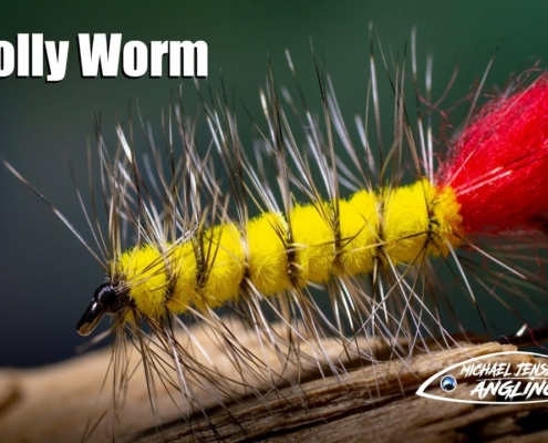 The-Woolly-Worm-classic-trout-fly-tying