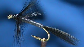 Beginner-Fly-Tying-a-Black-Comet-Variation-with-Jim-Misiura