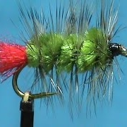Beginner-Fly-Tying-an-Olive-Wooly-Worm-with-Jim-Misiura