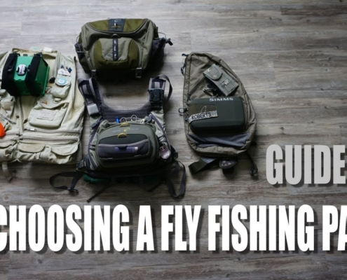 Choosing-a-Fly-Fishing-Pack