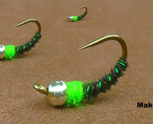 Fly-Tying-A-Simple-amp-Effective-Goose-Tail-River-Nymph-by-Mak