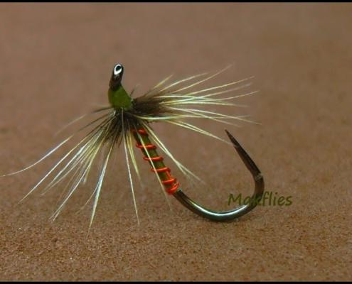 Fly-Tying-Greenwells-Spider-by-Mak