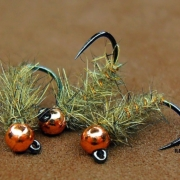Fly-Tying-Hare39s-Ear-River-Jig-Nymph-by-Mak