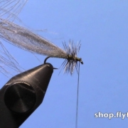Fly-Tying-Iridescent-Loop-Wing-Midge