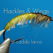 Fly-Tying-SR-Caddis-Larva-Hackles-Wings
