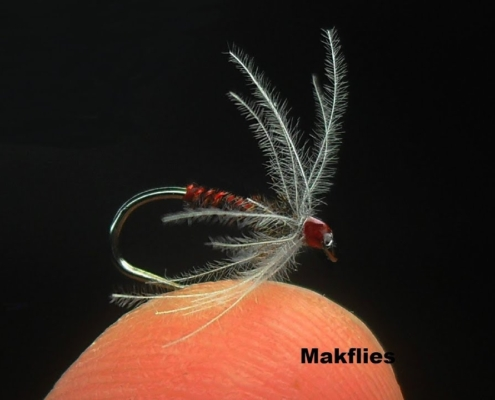 Fly-Tying-Simple-Pheasant-Tail-River-Spider-by-Mak