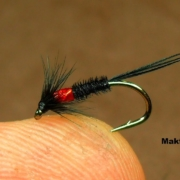Fly-Tying-a-Black-Pheasant-Tail-Hot-Spot-Cruncher-Wet-Fly-by-Mak