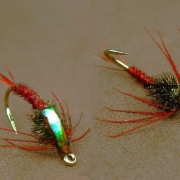 Fly-Tying-a-Claret-Pheasant-Tail-Nymph-by-Mak
