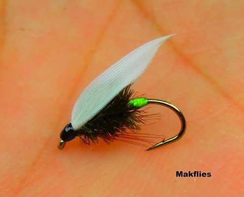 Fly-Tying-a-Coachman-Variant-Wet-Fly-by-Mak